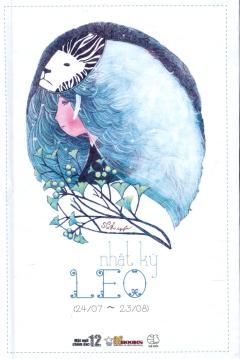 Sổ Tay 12 Cung Hoàng Đạo - Nhật Ký Leo (Sư Tử) - Tái bản 07/2014