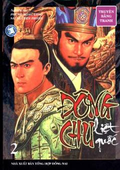 Đông Chu Liệt Quốc (Truyện Bằng Tranh) Tập 2
