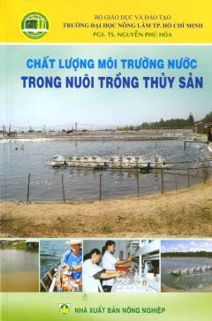 Chất Lượng Môi Trường Nước Trong Nuôi Trồng Thủy Sản