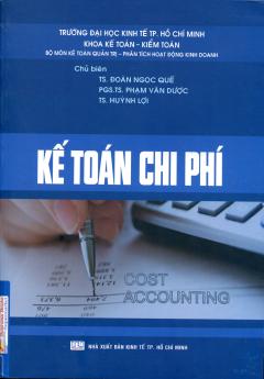 Kế Toán Chi Phí - Tái bản 12/2013