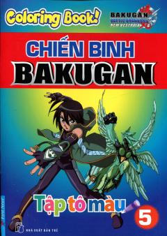 Tập Tô Màu - Chiến Binh Bakugan - Tập 5