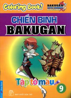 Tập Tô Màu - Chiến Binh Bakugan - Tập 9
