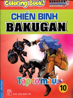 Tập Tô Màu - Chiến Binh Bakugan - Tập 10