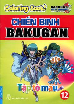 Tập Tô Màu - Chiến Binh Bakugan - Tập 12
