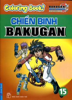 Tập Tô Màu - Chiến Binh Bakugan - Tập 15