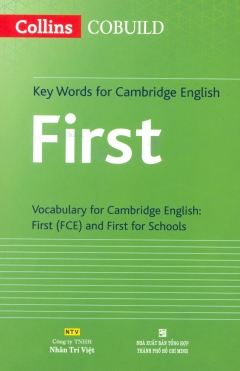 Collins Cobuild - Key Words For Cambridge English: First