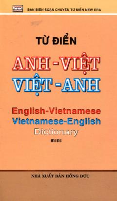 Từ Điển Anh Việt - Việt Anh (Mini)