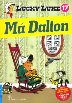 Lucky Luke 17 - Má Dalton