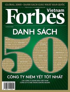 Forbes Việt Nam - Số 13 (Tháng 6/2014)