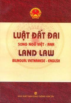 Luật Đất Đai - Song Ngữ Việt - Anh