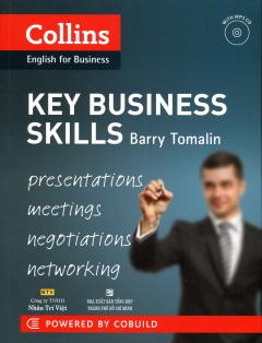 Collins - Key Business Skills (Kèm CD)