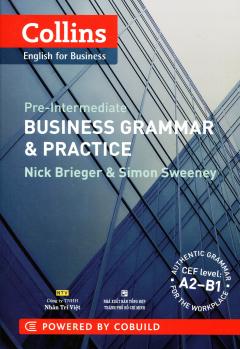 Collins: Pre - Intermediate Business Grammar & Practice