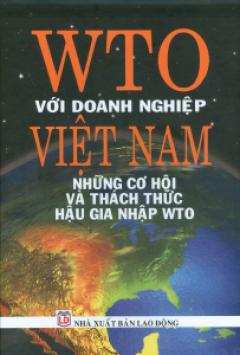 WTO Với Doanh Nghiệp Việt Nam - Những Cơ Hội Và Thách Thức Hậu Gia Nhập WTO