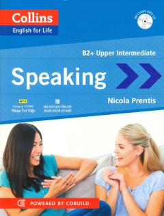 Collins English For Life - Speaking (B2+ Upper Intermediate) - Kèm 1 CD