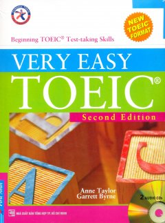 Very Easy Toeic - Second Edition (Kèm 2 CD)