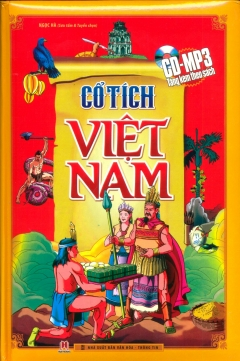 Cổ Tích Việt Nam (Tặng Kèm CD)