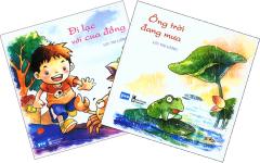 Combo Đi Lạc Với Cua Đồng + Ông Trời Đang Mưa - Tái bản 2014