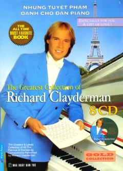 Những Tuyệt Phẩm Dành Cho Đàn Piano - The Greatest Collection Of Richard Clayderman