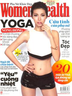 Women's Health - Phụ Nữ Khỏe Đẹp (Tháng 9/2014)