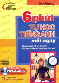 6 Phút Tự Học Tiếng Anh Mỗi Ngày (Kèm CD)