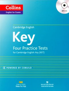 Collins Cambridge English: Key (KET) - Kèm 1 CD