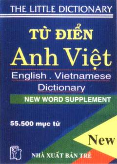 Từ Điển Anh Việt (55.500 Mục Từ)