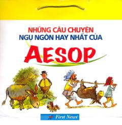 Tuyển Tập Truyện Tranh Aesop - Những Câu Chuyện Ngụ Ngôn Hay Nhất (Trọn Bộ 10 Quyển)