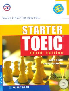Starter TOEIC Third Edition (Kèm 3 CD)