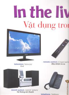 Poster In The Living Room - Vật Dụng Trong Phòng Khách