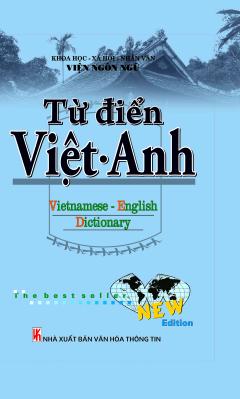Từ Điển Việt - Anh - Tái bản 10/2014