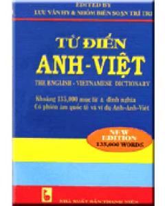Từ Điển Anh Việt 135000 Từ