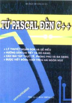 Từ Pascal Đến C++