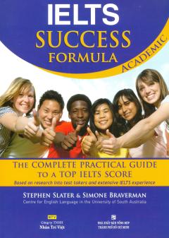 IELTS Success Formula - Academic (Kèm 1 CD)