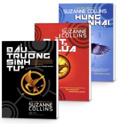 Combo Tiểu Thuyết Của Tác Giả Suzanne Collins (Bộ 3 Cuốn)