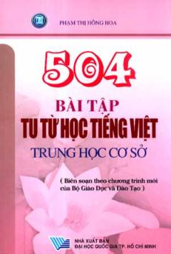 504 Bài Tập Tu Từ Học Tiếng Việt Trung Học Cơ Sở