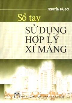 Sổ Tay Sử Dụng Hợp Lý Xi Măng