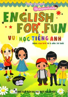English For Fun - Vui Học Tiếng Anh (Kèm 1 CD)