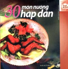 30 Món Nướng Hấp Dẫn