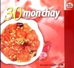 30 Món Chay