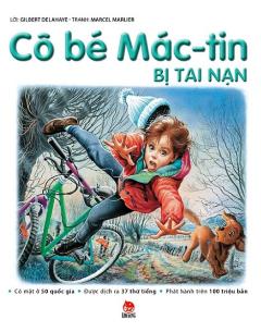 Cô Bé Mác-tin Bị Tai Nạn (Bìa Mềm)