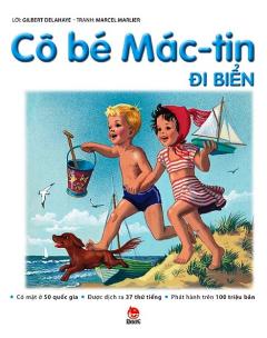 Cô Bé Mác-tin Đi Biển (Bìa Cứng)