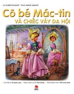 Cô Bé Mác-tin Và Chiếc Váy Dạ Hội (Bìa Cứng)