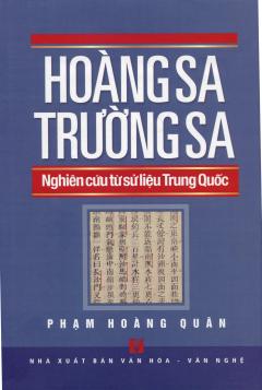 Hoàng Sa, Trường Sa - Nghiên Cứu Từ Sử Liệu Trung Quốc