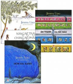 Combo Sách Của Jimmy Liao (Bộ 3 Cuốn)
