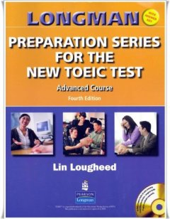 Longman Preparation New TOEIC Adv: Book with Key with Audio CD