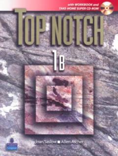 Top Notch 1: Split B with Workbook & Super CD-Rom
