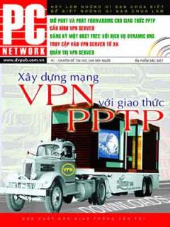 Xây Dựng Mạng VPN với Giao Thức PPTP
