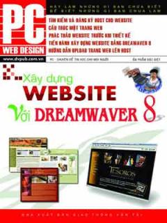Xây Dựng Website Với Dreamwaver 8