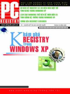 Khám Phá Registry Trong Windows XP