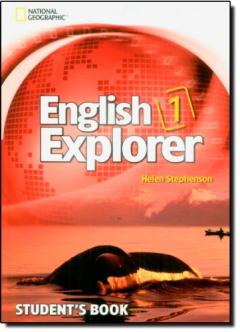 English Explorer 1: Student Book